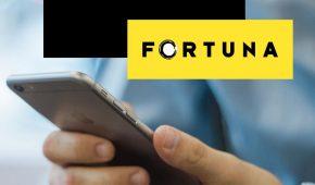 Fortuna mobilná aplikácia