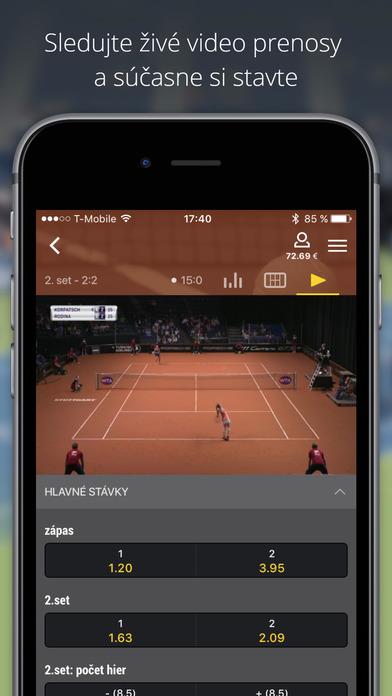 iFortuna mobilná aplikácia recenzia