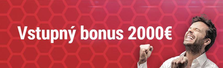 Uvítacie bonusy doxxbet